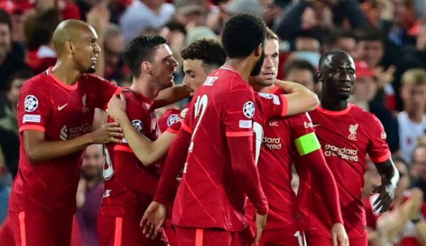 Player ratings of Liverpool vs Milan